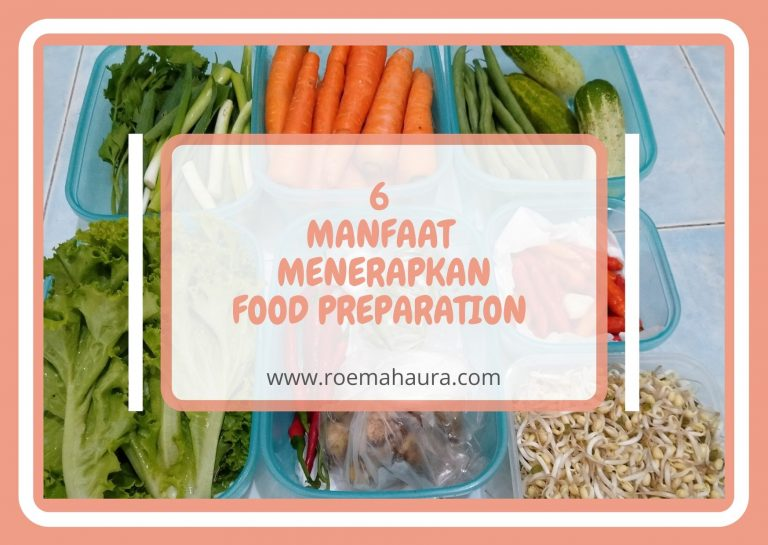 manfaat food preparation