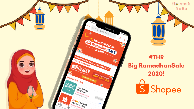 Copy of Copy of big ramadan sale shopee