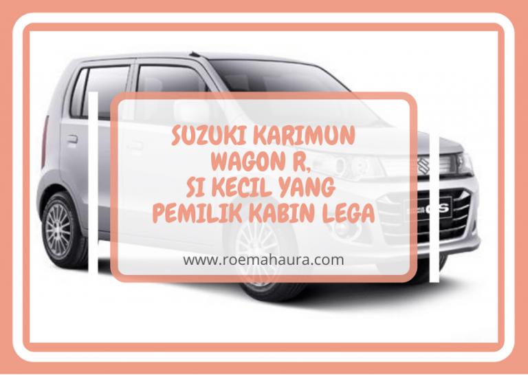 spesifikasi suzuki karimun wagon