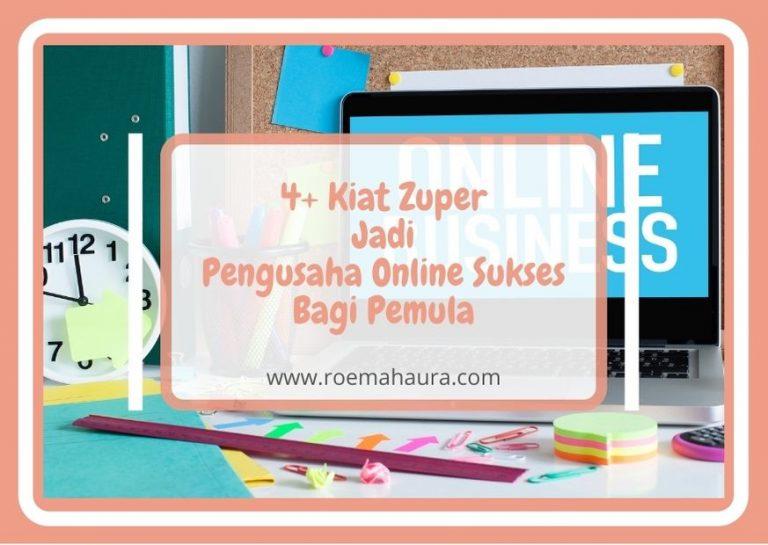 Pengusaha Online Sukses