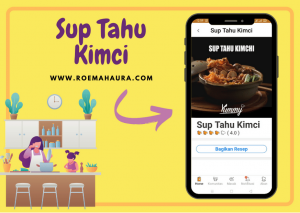 Sup Tahu Kimci