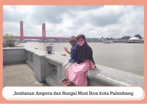 Ikon kota Palembang