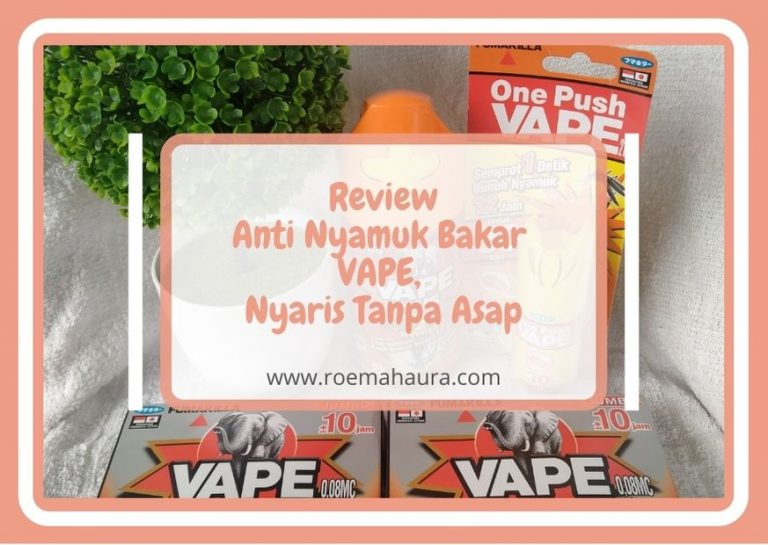 Anti nyamuk Vape