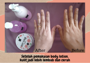 review body care scarlett whitening