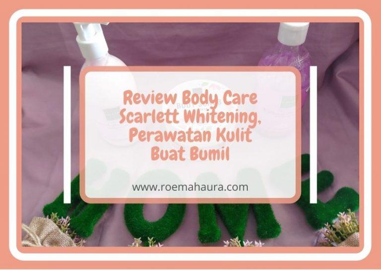body care scarlett whitening