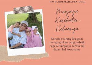 pentingnya menjaga kesehatan keluarga