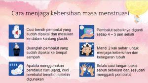 Kebersihan masa menstruasi